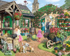 The Garden Shop - 1000pc Jigsaw Puzzle by White Mountain