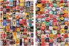 For The Love of Beer 2-in-1 - 1000pc Jigsaw Puzzle by White Mountain