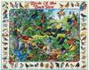 Jigsaw Puzzles - Birds of the Backyard
