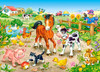 On the Farm - 120pc Jigsaw Puzzle By Castorland