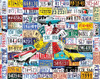 Jigsaw Puzzles - License Plates