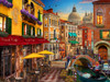 Venice Cafe - 550pc Jigsaw Puzzle by Vermont Christmas Company