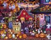 Halloween Barn Dance - 1000pc Jigsaw Puzzle by Vermont Christmas Company