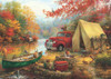 Share The Outdoors - 1500pc Jigsaw Puzzle by Anatolian