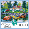 Darrell Bush: Cottage Retreat - 1000pc Jigsaw Puzzle By Buffalo Games