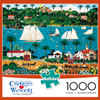 Charles Wysocki: Old California - 1000pc Jigsaw Puzzle By Buffalo Games