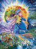 Josephine Wall: The Presence Of Gaia - 1000pc Jigsaw Puzzle By Buffalo Games
