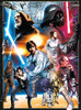 Star Wars:  The Circle Is Now Complete - 1000pc Jigsaw Puzzle By Buffalo Games