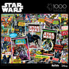 Star Wars: Classic Comic Books - 1000pc Jigsaw Puzzle By Buffalo Games