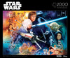 The Force Is Strong With This One - 2000pc Jigsaw Puzzle By Buffalo Games