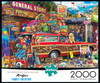 Aimee Stewart: Family Vacation - 2000pc Jigsaw Puzzle By Buffalo Games