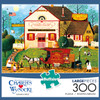 Charles Wysocki: Sugar & Spice - 300pc Large Format Jigsaw Puzzle By Buffalo Games