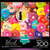 Aimee Stewart: Coffee And Donuts - 300pc Large Format Jigsaw Puzzle By Buffalo Games
