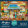 Brown's General Store - 500pc Jigsaw Puzzle By Buffalo Games