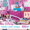 Disney: Minnie & Daisy - 200pc Large Format Jigsaw Puzzle by Ceaco