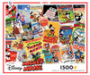 Disney: Vintage Collage - 1500pc Jigsaw Puzzle by Ceaco