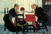 Saying Grace - 1000pc Jigsaw Puzzle by Tomax