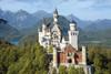 Neuschwanstein Castle - 1000pc Jigsaw Puzzle by Tomax