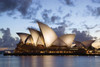 Sydney Opera House - 1000pc Jigsaw Puzzle by Tomax