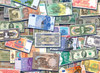 Currency Notes - 500pc Jigsaw Puzzle By Tomax