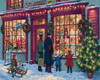 Christmas Toy Shop - 1000pc Jigsaw Puzzle By White Mountain