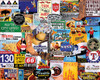 I Love Texas - 1000pc Jigsaw Puzzle By White Mountain