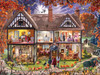 Halloween House - 1000pc Jigsaw Puzzle By White Mountain