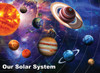 Solar System - 300pc EZ Grip Jigsaw Puzzle By White Mountain