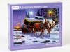A Trot Down Memory Lane - 550pc Jigsaw Puzzle by Vermont Christmas Company