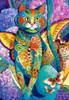 Feline Fiesta - 1500pc Jigsaw Puzzle By Castorland