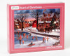 Heart of Christmas - 1000pc Jigsaw Puzzle by Vermont Christmas Company