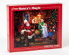 Santa's Magic - 1000pc Jigsaw Puzzle by Vermont Christmas Company