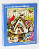 Backyard Birds - 1000pc Jigsaw Puzzle by Vermont Christmas Company