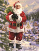 Santa's Village - 500pc Jigsaw Puzzle By Springbok