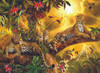 Jungle Jaguars - 500+pc Jigsaw Puzzle by Sunsout