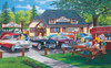 Life in the Past Lane - 300pc Jigsaw Puzzle by Sunsout