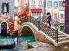 Venice Bridge - 2000pc By Castorland
