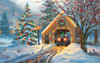 Christmas Crossing - 550pc Jigsaw Puzzle by Sunsout