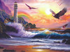 Keeping Watch - 1000pc Jigsaw Puzzle by Sunsout