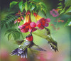 Hummingbirds - 25pc Jigsaw Puzzle by Sunsout