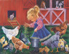 Farmer's Helper - 35pc Jigsaw Puzzle by Sunsout