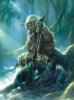Star Wars: Yoda - 1000pc Jigsaw Puzzle By Buffalo Games