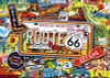 America's Main Street - 500PC Jigsaw Puzzle By Buffalo Games
