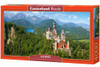 View of Neuschwanstein Castle, Germany - 4000pc Jigsaw Puzzle By Castorland