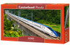 The Fast Train - 600pc Jigsaw Puzzle By Castorland