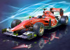 Jigsaw Puzzles - Race Bolide
