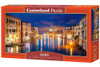 The Grand Canal By Night, Venice - 600pc Jigsaw Puzzle By Castorland