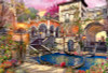 Venice Courtship - 3000pc Jigsaw Puzzle By Educa