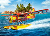 Tropical Taxi - 260pc Jigsaw Puzzle By Castorland