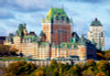 The Chateau Frontenac, Canada - 1000pc Jigsaw Puzzle By Educa